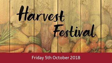 Celebrating Silver Sunday and Harvest Festival